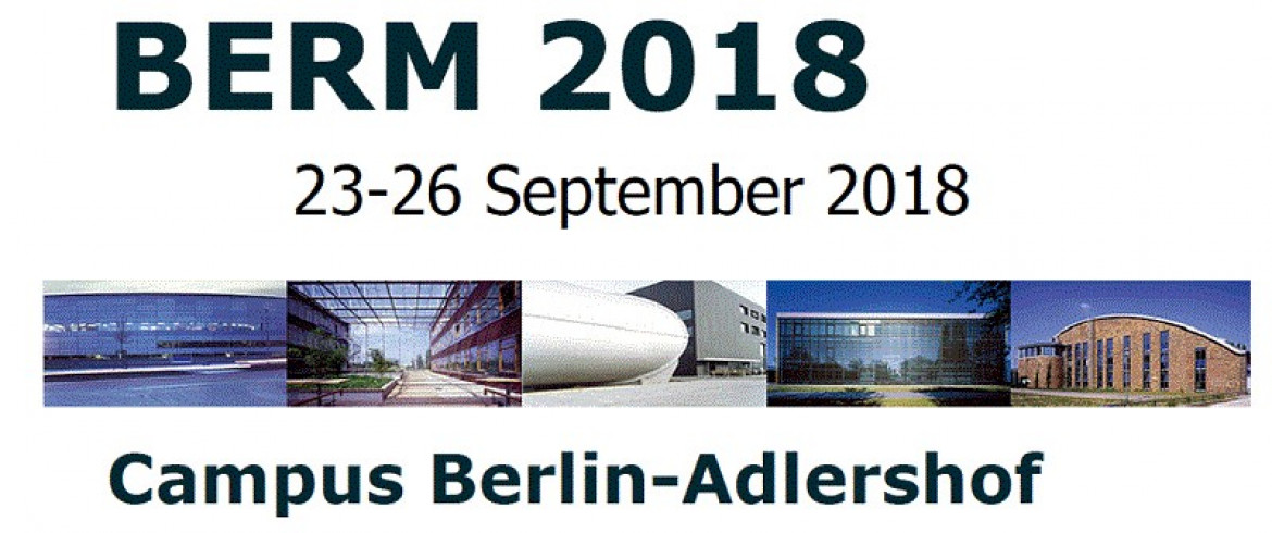 HPC Standards will attend the BERM in Berlin. We are looking forward to your visit