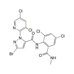 Tetrachlorantraniliprole