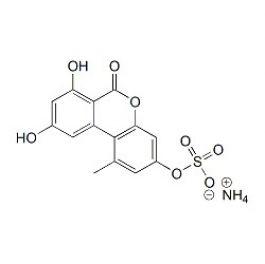 Alternariol-3-sulfate ammonium salt