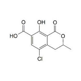 Ochratoxin alpha