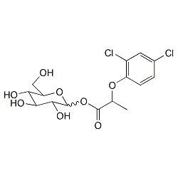 Dichlorprop-glucoside
