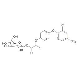 Haloxyfop-glucoside