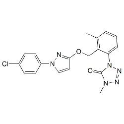 Metyltetraprole