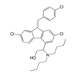 Lumefantrine related compound A