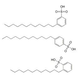 Dodecylbenzenesulfonic acid (soft type) (LAS 12)