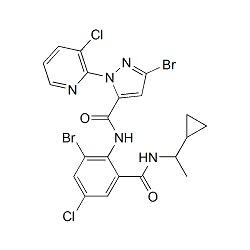 Cyclaniliprole